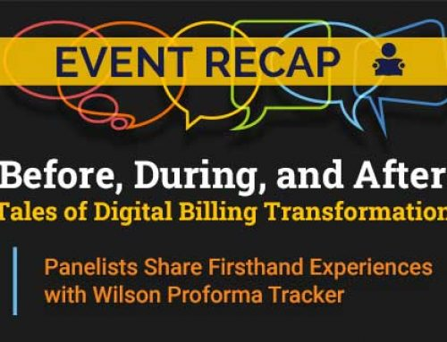 Event Recap: Tales of Digital Billing Transformation
